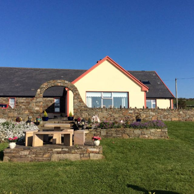 Formanes House Bed and Breakfast Eyeries Castletownbere