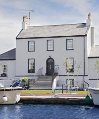 The Harbour Masters House Bed and Breakfast Offaly