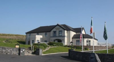 Vaughan Lodge Bed and Breakfast Lahinch