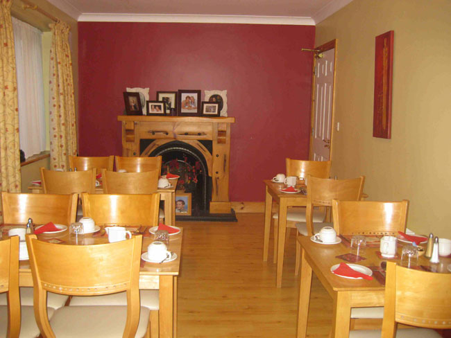 Bed and Breakfast Midelton Oatencake Lodge East Cork