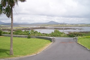 Bed and Breakfast Roundstone Galway bed and breakfast roundstone galway Ivy Rock House Bed and Breakfast view