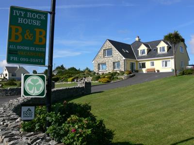 ivy rock house bed and breakfast bed breakfast ireland