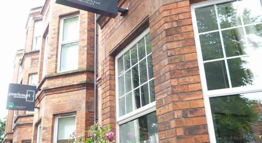 Featured Pearl Court Guesthouse Belfast