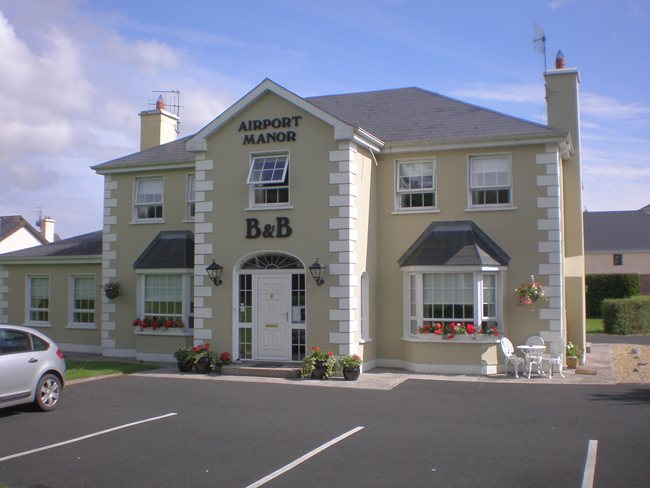 Airport Manor Bed and Breakfast Shannon