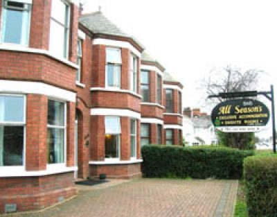 All Seasons Guesthouse Belfast