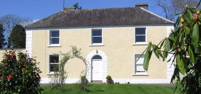 Ballinclea House Bed and Breakfast Wicklow
