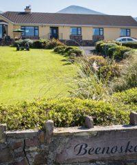 Beenoskee House, Bed and Breakfast Killarney