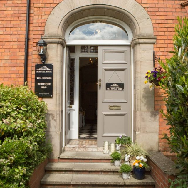 Maryville House Bed and Breakfast Belfast