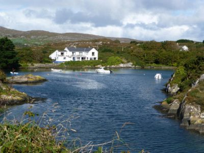 The Heron's Cove Bed and Breakfast Goleen