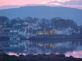 Bed and Breakfast Doolin Clare at Atlantic Sunset