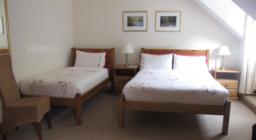 Bed and Breakfast Wicklow Glendalough Rivers Dale