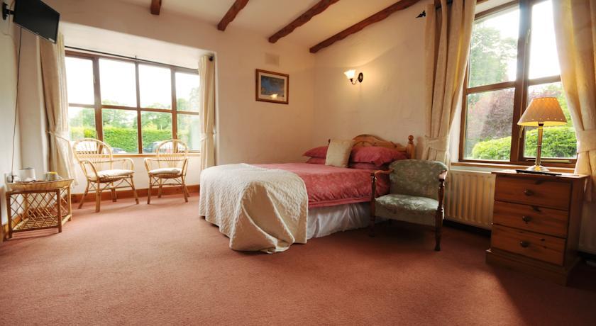 Tudor Lodge Glendalough Bed and Breakfast Wicklow